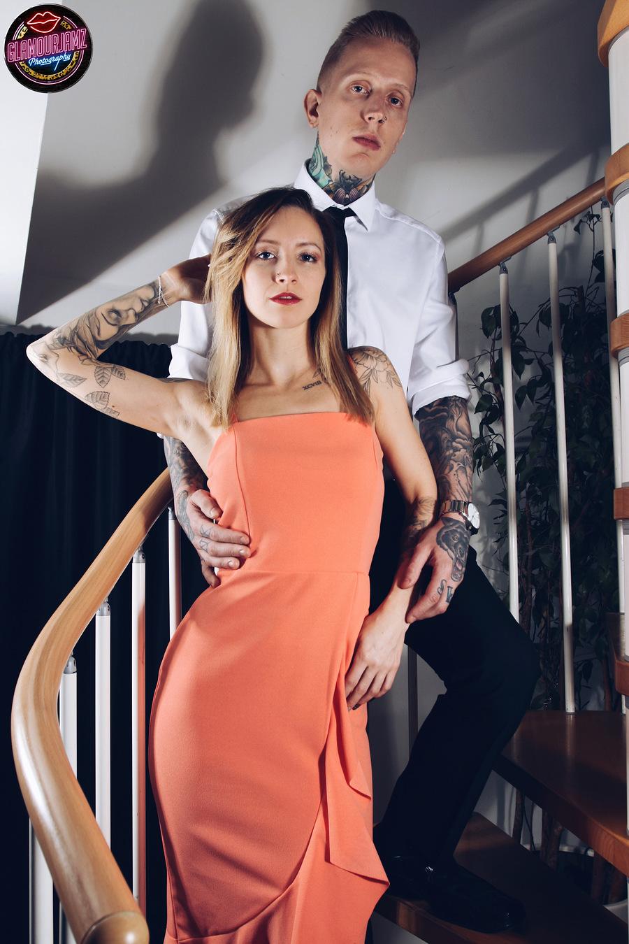 Photography by GlamourJamz Photography, Models CJlock, Models WOLFY / Uploaded 12th November 2019 @ 10:41 PM