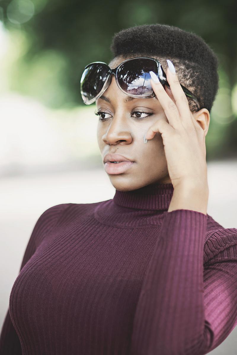 Model Cherelle B / Uploaded 22nd August 2017 @ 03:10 PM