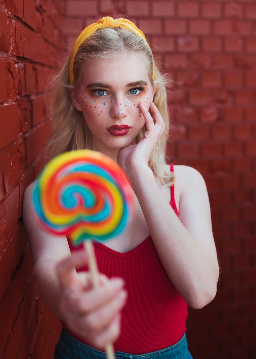 Candy Girl / Photography by Balazs Toro / Uploaded 16th July 2019 @ 02:10 PM