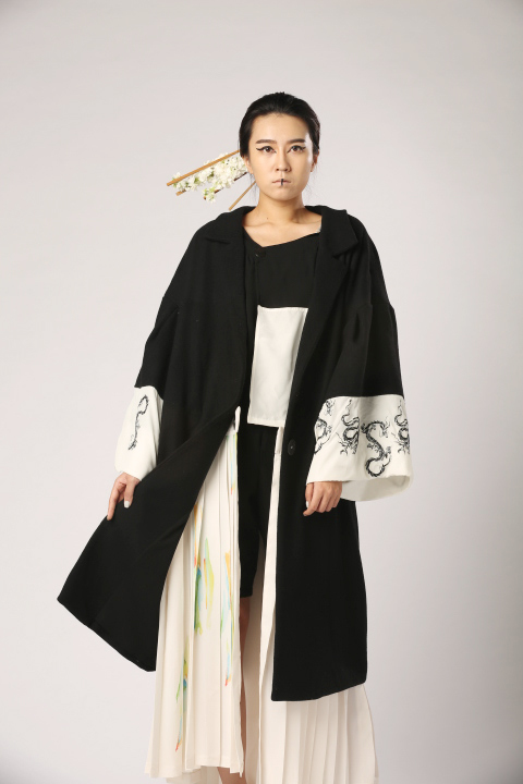 Modern Geisha AW17 / Designer MeiMei / Uploaded 28th June 2017 @ 11:52 PM
