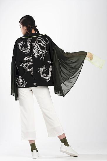 Modern Geisha AW17 / Designer MeiMei / Uploaded 6th October 2017 @ 03:40 PM