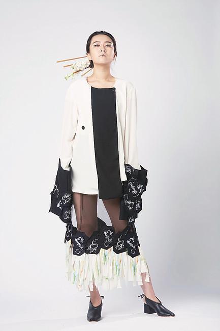 Modern Geisha AW17 / Designer MeiMei / Uploaded 6th October 2017 @ 03:43 PM