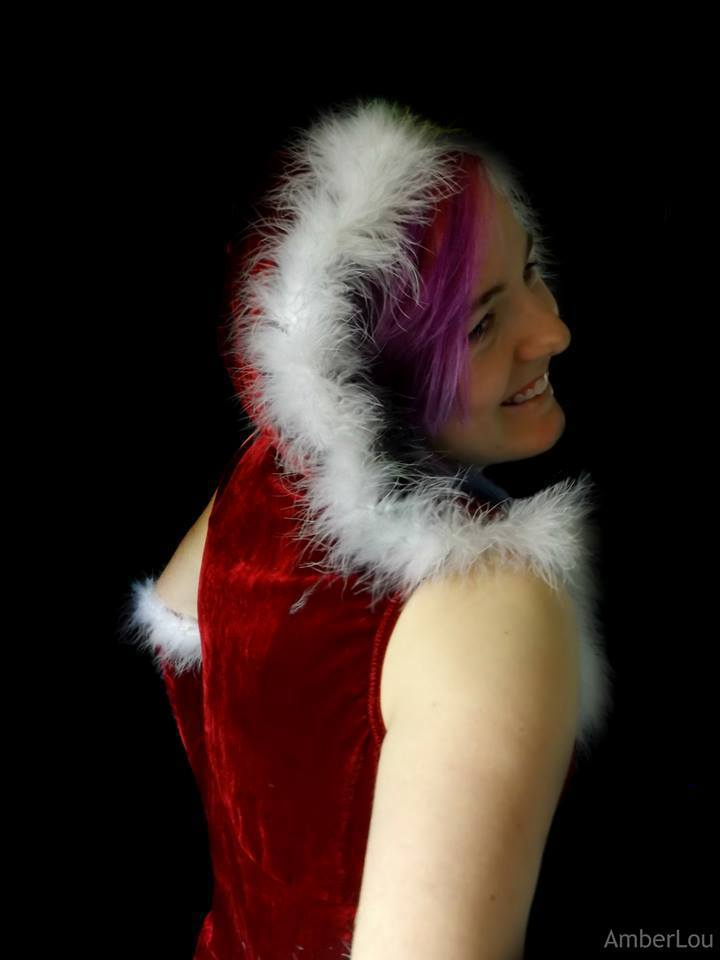 Miss Santa / Model Jesstainton / Uploaded 4th December 2017 @ 08:16 AM