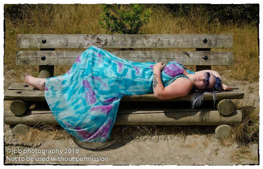 sleepy at the lake / Model Jesstainton / Uploaded 23rd July 2018 @ 10:03 AM