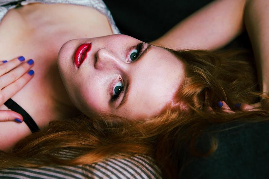 Green eyes.. / Photography by TommyPivot, Model Aurora Phoenix, Makeup by Aurora Phoenix / Uploaded 11th April 2020 @ 02:49 PM