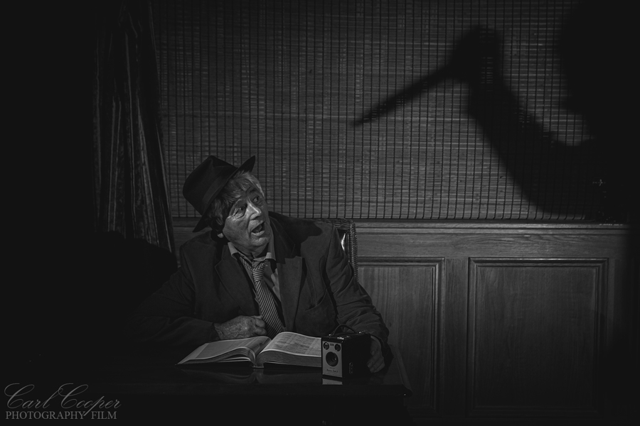 Murder Noir / Photography by CarlCooperPhotography / Uploaded 16th October 2020 @ 09:23 PM