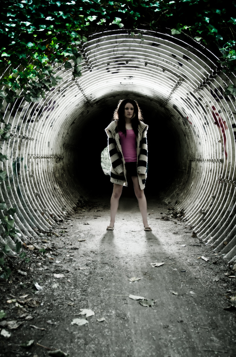 Fashion tunnel / Photography by SidekickPhoto / Uploaded 2nd August 2020 @ 11:49 AM