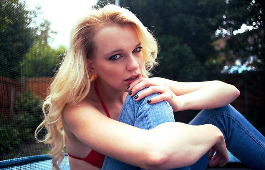 Model Stacey Mellin / Uploaded 20th January 2015 @ 05:33 PM