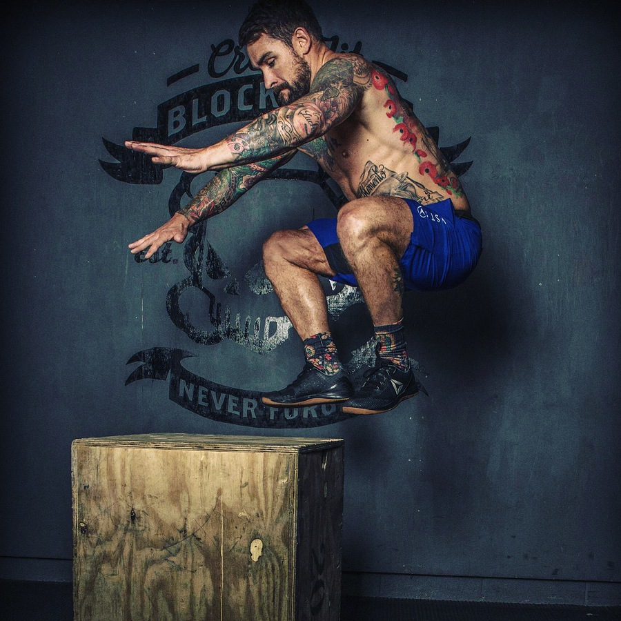 Box Jump / Photography by Paul1979 / Uploaded 14th October 2017 @ 01:02 AM