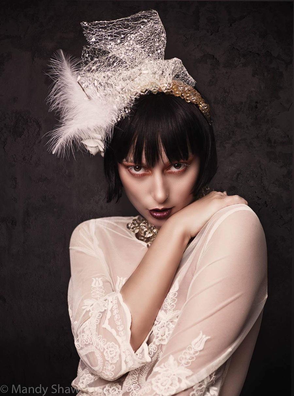 Face / Photography by WandaMash, Model Marie Jean Taylor, Makeup by Keli Cartwright HMUA / Uploaded 13th November 2017 @ 10:24 PM