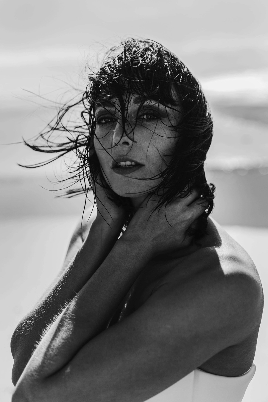 Beach vibes / Photography by Charpulllanphotos, Model Marie Jean Saxton / Uploaded 18th September 2020 @ 08:51 PM