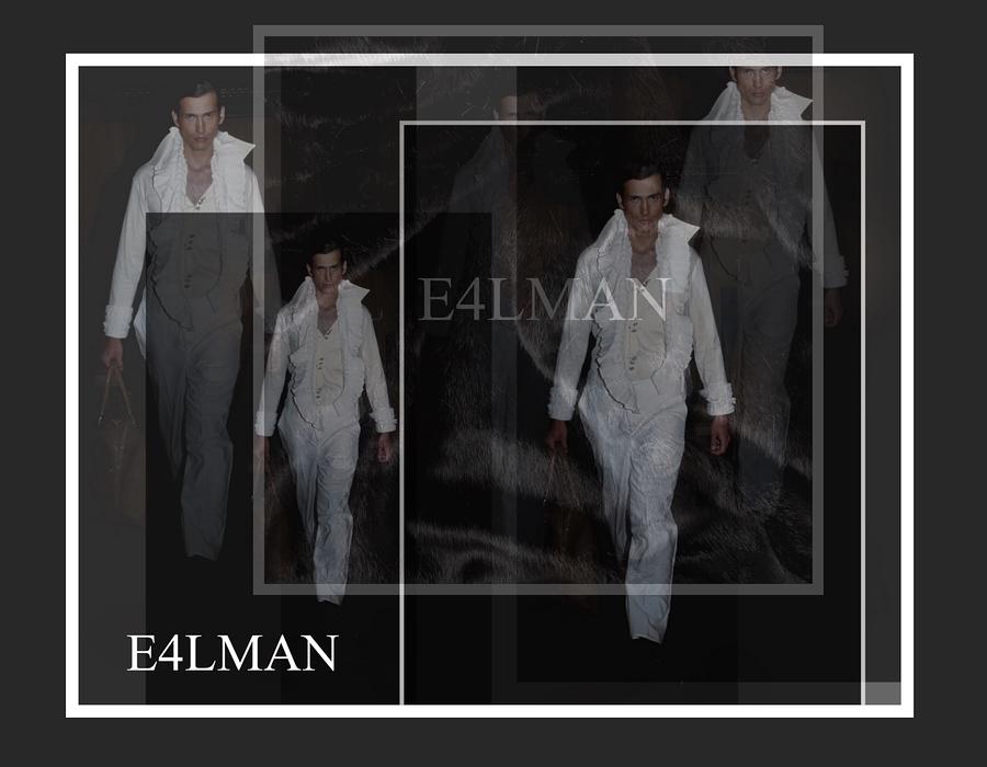 E4LMAN / Designer E4LMAN / Uploaded 11th August 2018 @ 02:21 PM