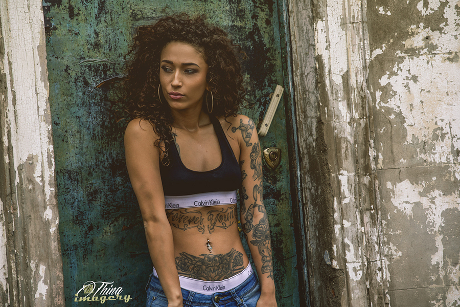 Photography by Kthing Imagery, Model Sherelle Nicole / Uploaded 28th July 2017 @ 08:02 AM