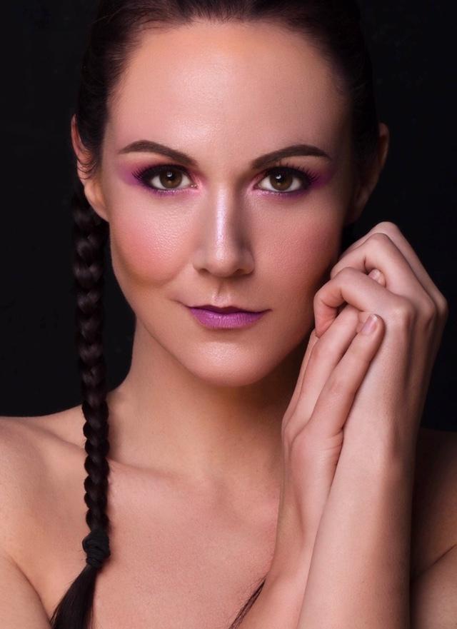 Beauty Shot Colour / Photography by Iulia David, Model Mishball / Uploaded 19th May 2018 @ 04:57 PM