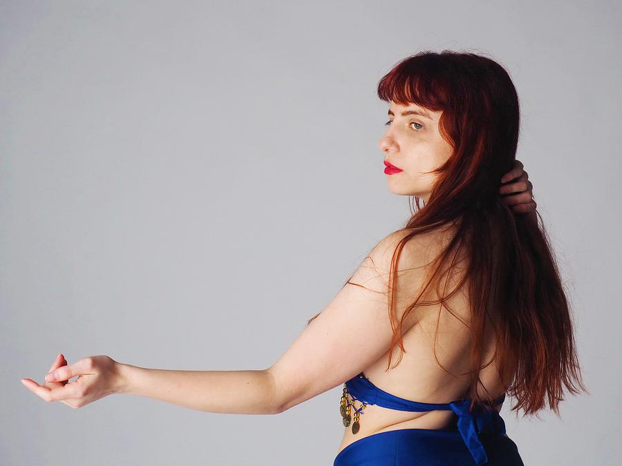 Zara Liore the gypsy bellydancer / Photography by Pief, Model Zara Liore, Makeup by Zara Liore / Uploaded 12th November 2017 @ 02:03 PM