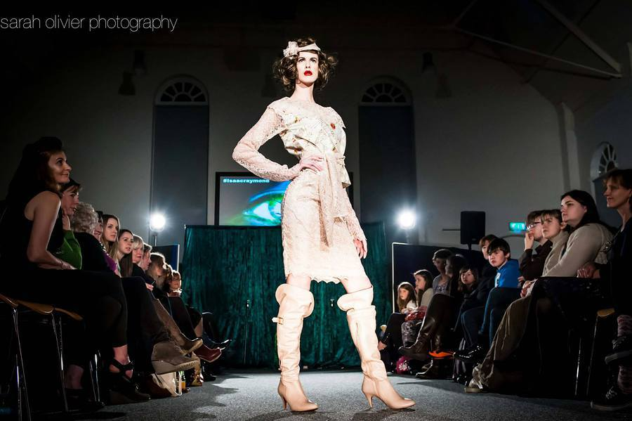 Over the Rainbow charity catwalk / Model xxmrmthxx - Melissa Tongue / Uploaded 13th March 2014 @ 02:06 PM