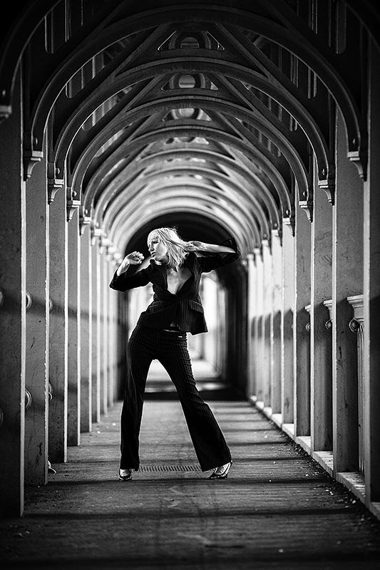 Dance Like No Ones Watching / Photography by Stu, Model Zara Watson / Uploaded 2nd May 2013 @ 11:08 PM
