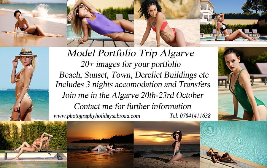 Model Portfolio Trip 2020 / Photography by Martin Newton Photography, Taken at Photography Holidays / Uploaded 17th June 2020 @ 10:19 AM
