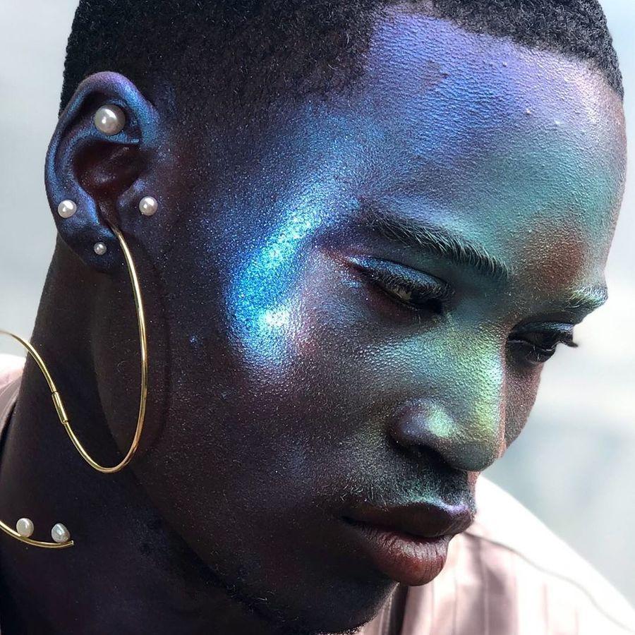 Makeup by David Gillers / Uploaded 1st October 2020 @ 11:28 AM