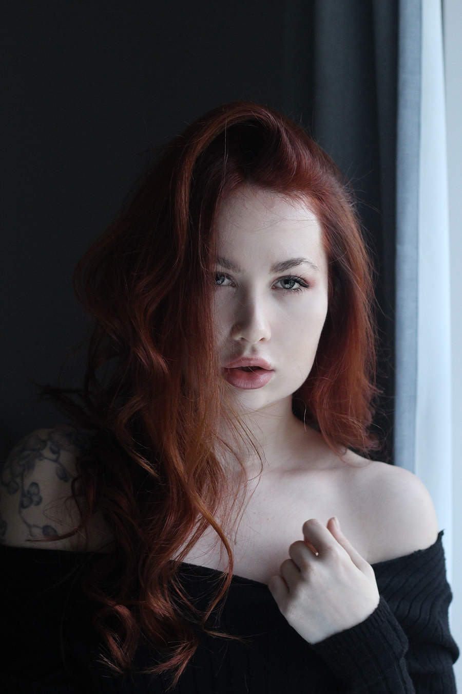 She has skin as white as snow / Photography by DeePhotographic, Model Nico Dee / Uploaded 7th December 2019 @ 06:40 PM