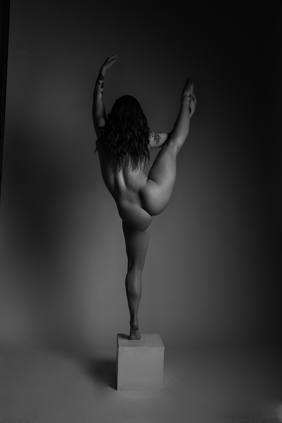 Life is about balance / Model Nico Dee, Taken at PGD Modelling and Photography Studios / Uploaded 9th January 2020 @ 09:30 AM
