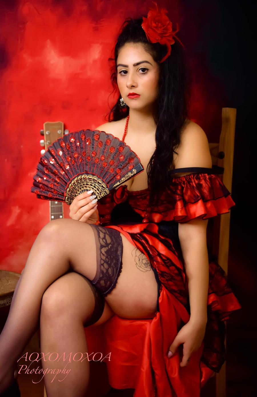 Photography by Aoxomoxoa, Model Babycaramela / Uploaded 15th November 2017 @ 05:11 PM