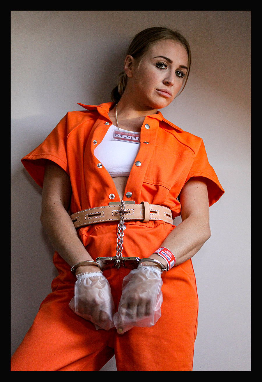 JAIL FEIST / Photography by ADRIAN CUTTER, Model 💕Sophie S Model 💕, Post processing by ADRIAN CUTTER, Taken at ADRIAN CUTTER / Uploaded 22nd September 2019 @ 10:13 AM