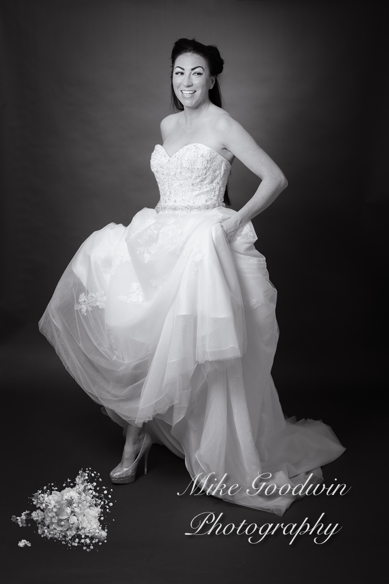 Runaway bride / Photography by Mike Goodwin Photography, Model Christine Taylor, Taken at Mike Goodwin Photography / Uploaded 10th May 2016 @ 09:49 PM