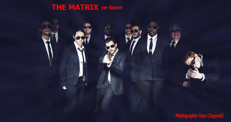 Matrix re-born / Photography by Photographer Gino Cinganelli, Model AdrianT.U. / Uploaded 14th December 2017 @ 11:42 AM