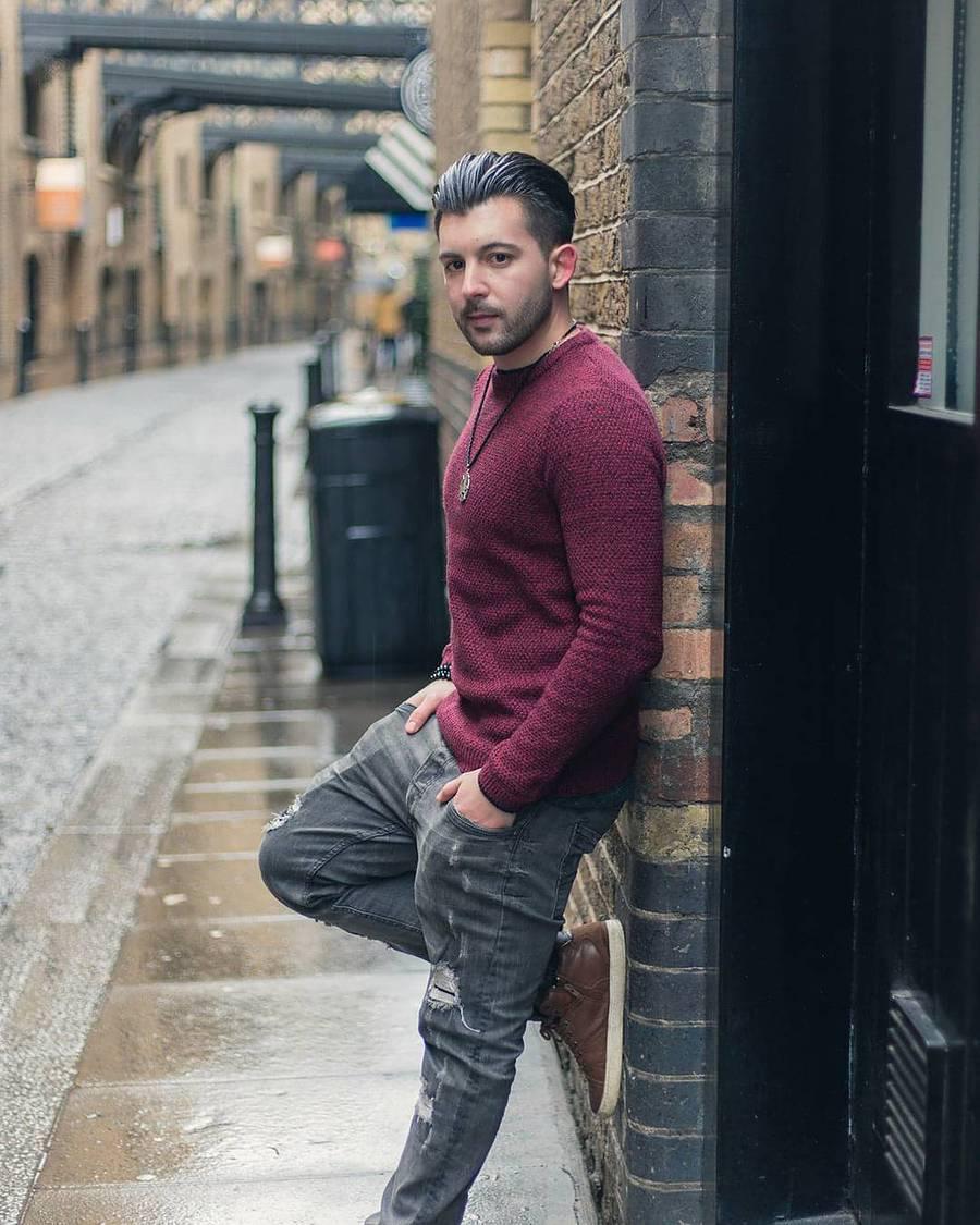 London / Photography by Eyelevel Photography UK, Model AdrianT.U. / Uploaded 8th February 2018 @ 03:50 PM