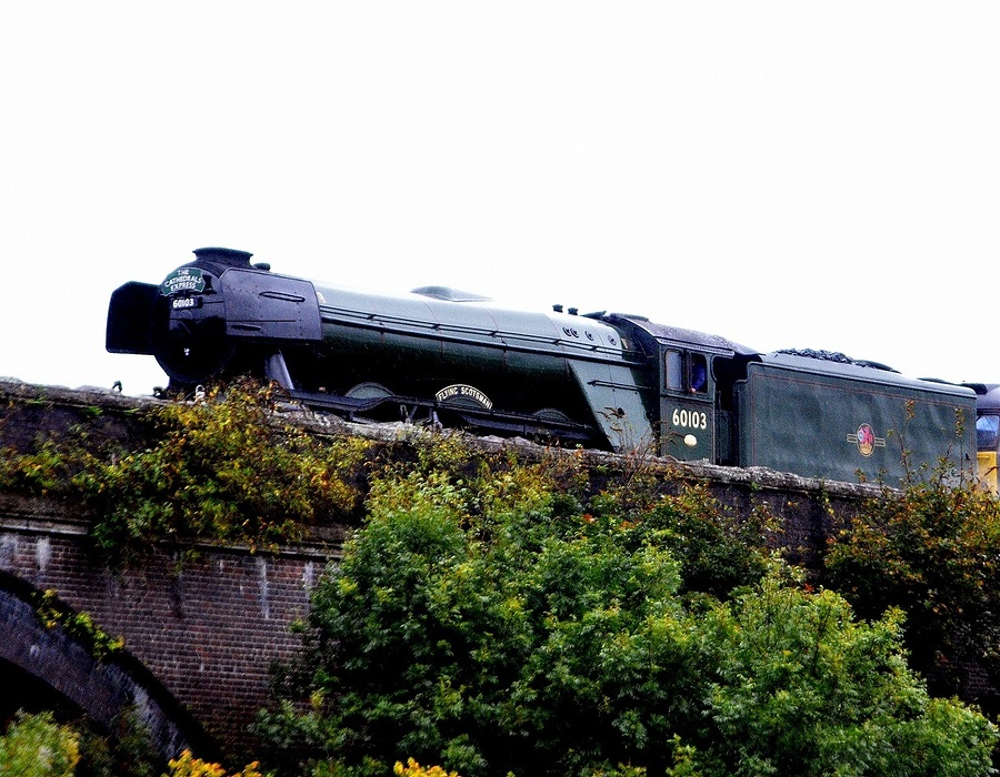 The Flying Scotsman Truro / Photography by Photo Solutions Truro / Uploaded 6th October 2018 @ 12:10 PM