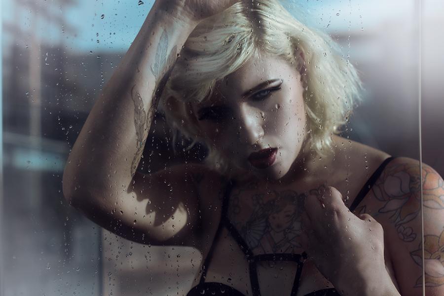 Model Alisa Rae, Makeup by Anna Baldwin MUA / Uploaded 3rd November 2015 @ 09:49 PM