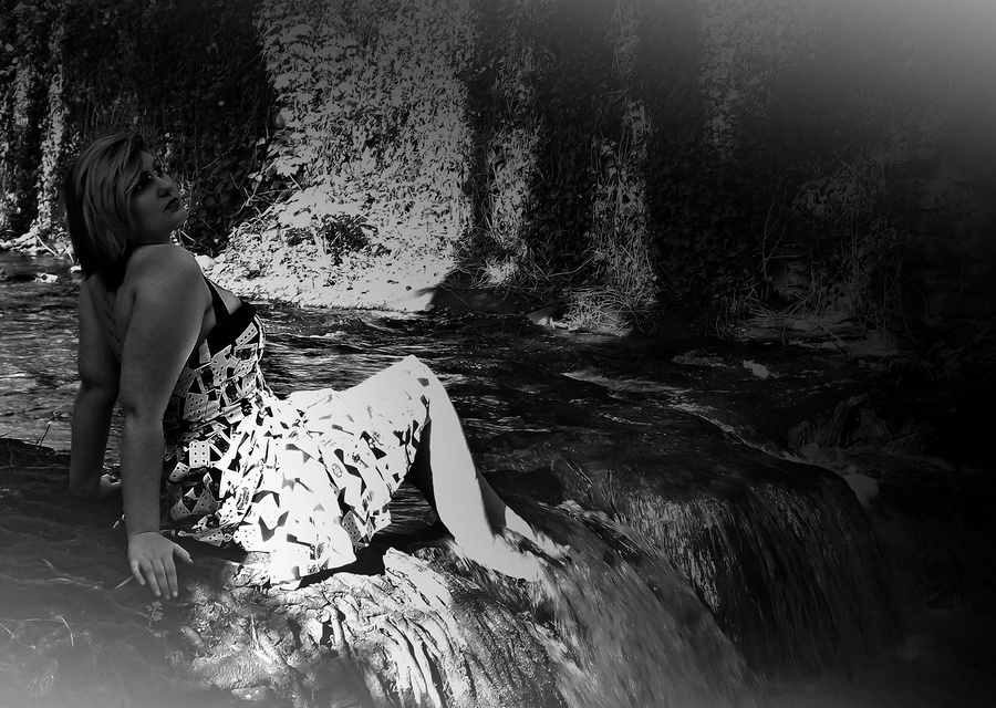 At one with nature / Model Aphrodite / Uploaded 14th May 2013 @ 01:12 PM