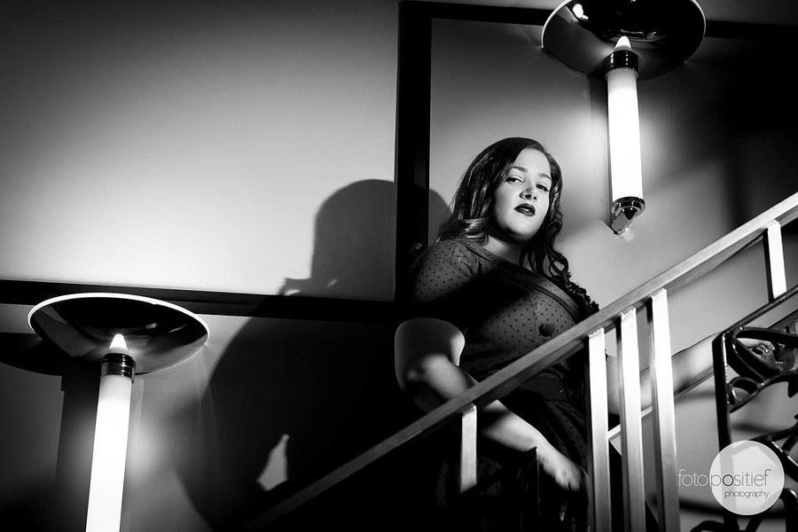 Film noir / Photography by Nils, Model Vicky Stuart / Uploaded 28th January 2019 @ 10:31 AM