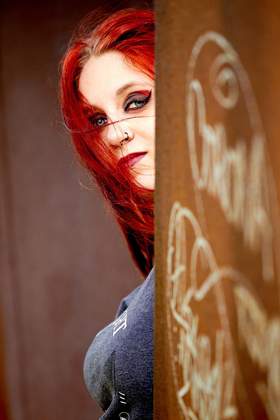 Photography by Nils, Model Paige Coles, Makeup by Paige Coles, Stylist Paige Coles / Uploaded 10th August 2020 @ 09:06 AM