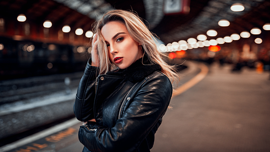My Mum Started Her Life On This Platform / Photography by Lights Shadows Dreams, Model Keziah, Post processing by Lights Shadows Dreams / Uploaded 26th November 2019 @ 10:05 PM