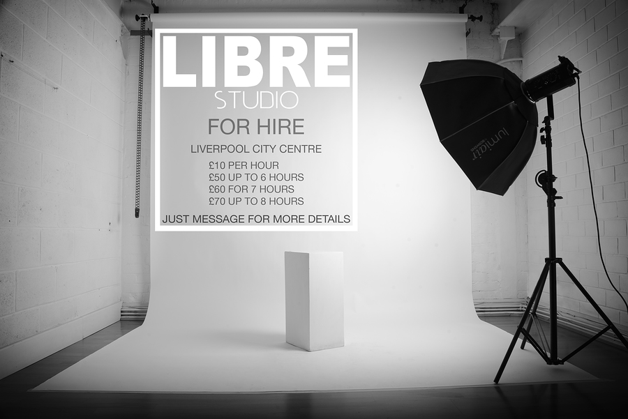 Taken at Libre Studio / Uploaded 7th January 2020 @ 12:24 PM