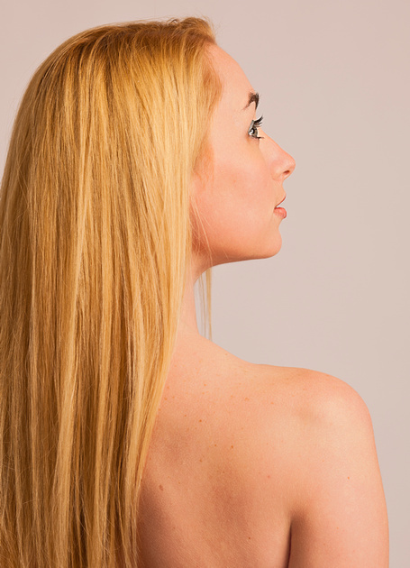 Profile / Photography by Kevin Pack, Model Little Leveller, Taken at Ian's Studio / Uploaded 5th May 2012 @ 08:48 AM