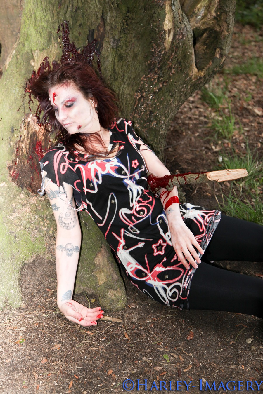 zombie death / Photography by Harley / Uploaded 14th July 2012 @ 07:03 PM