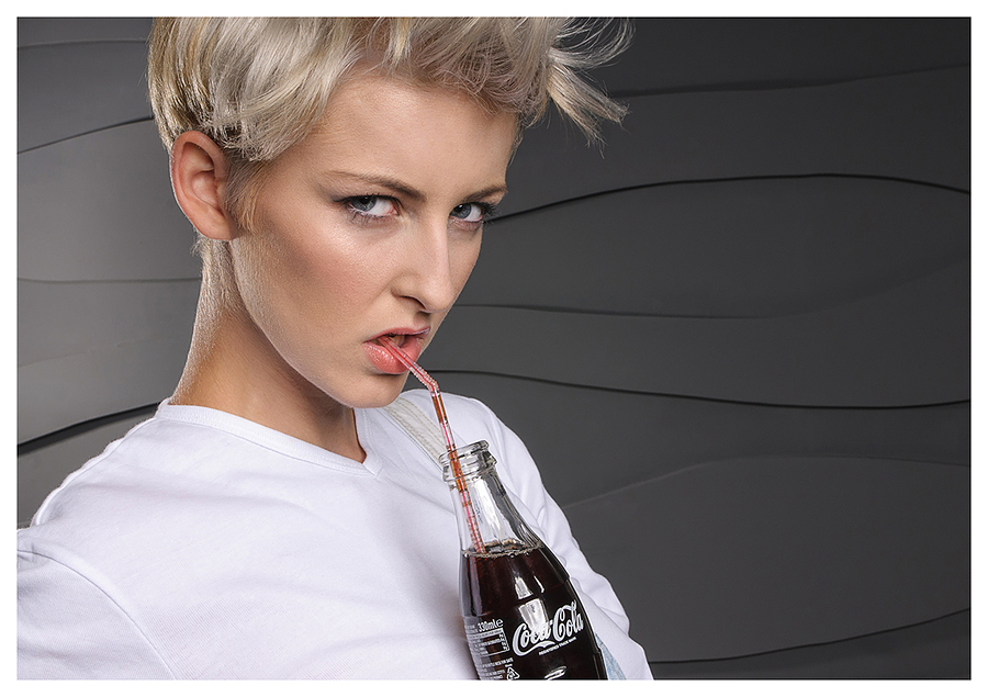 Coca~Cola / Photography by Stephan_d, Model Amber Tutton / Uploaded 20th February 2016 @ 12:02 PM