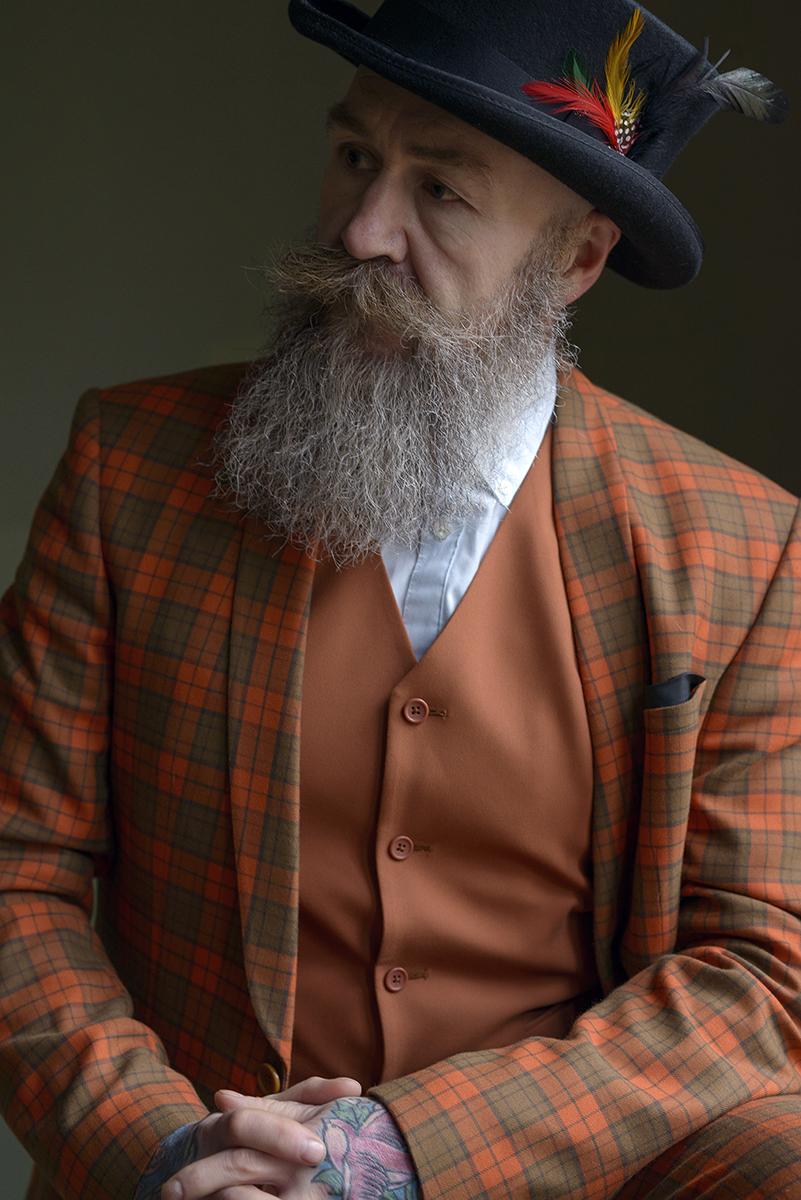 A la recherche du temps perdue ... / Photography by Stephan_d, Model Pip the Gentleman!, Post processing by Stephan_d, Stylist Pip the Gentleman! / Uploaded 16th September 2018 @ 12:51 AM