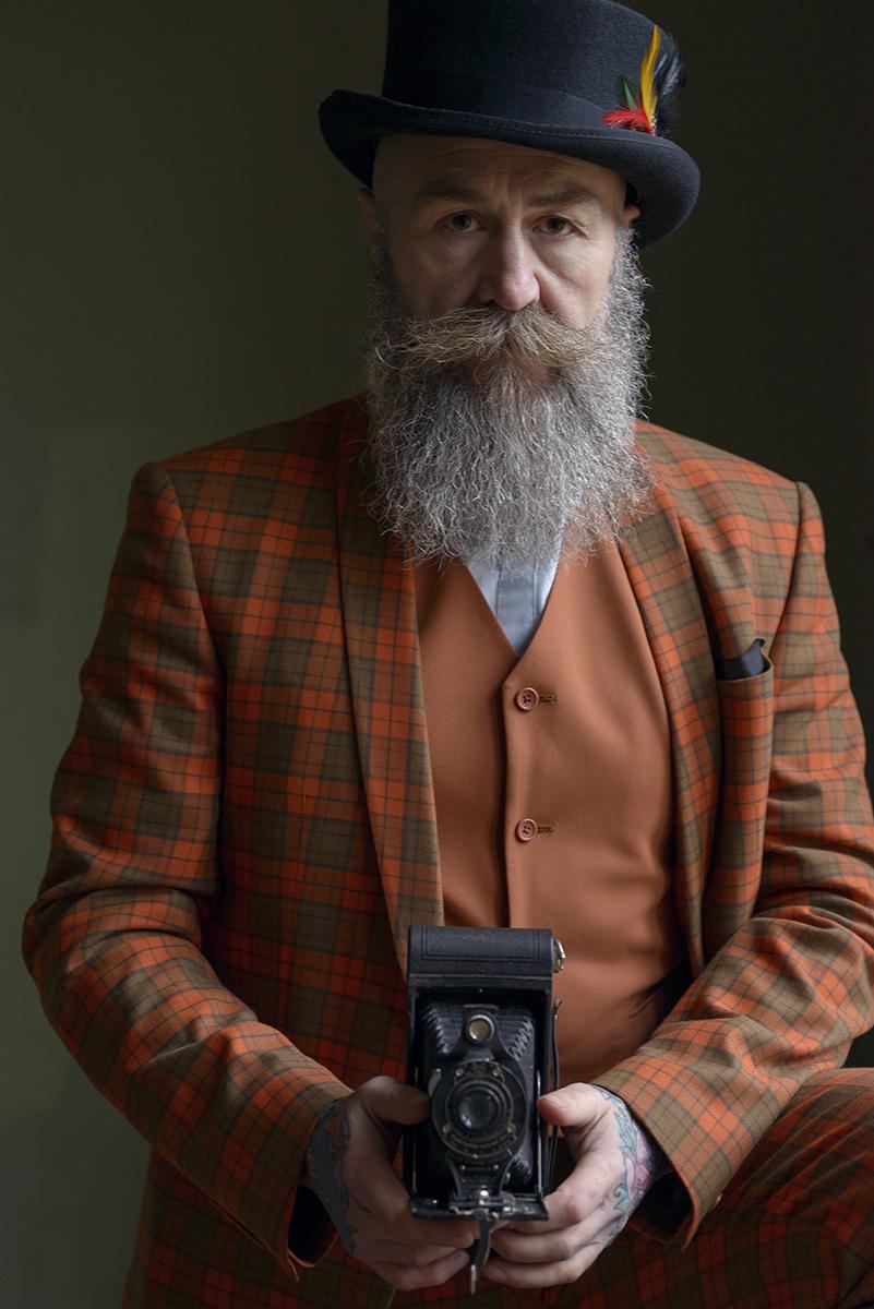 A la recherche du temps perdue ... / Photography by Stephan_d, Model Pip the Gentleman!, Post processing by Stephan_d, Stylist Pip the Gentleman! / Uploaded 16th September 2018 @ 12:52 AM