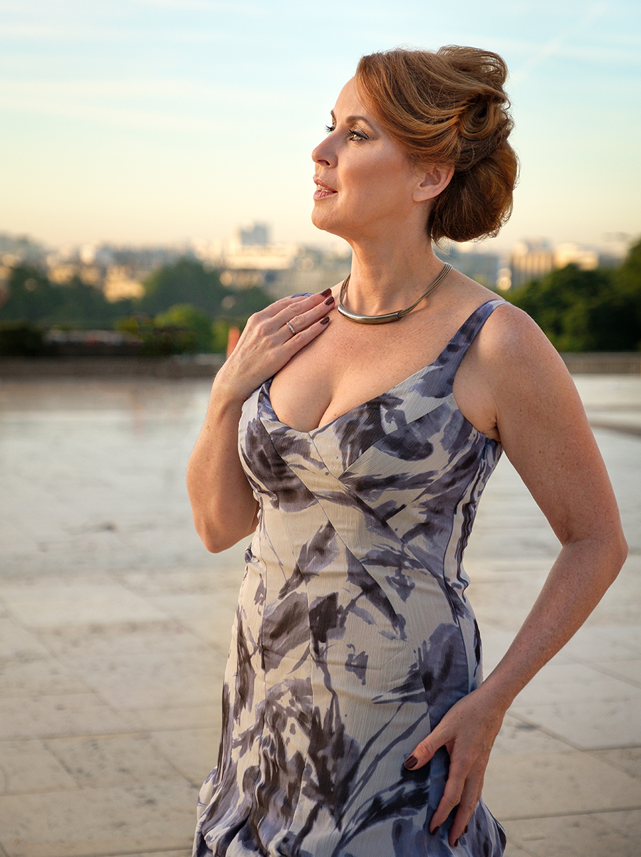 Soaking up a Paris Sunrise 2.... / Photography by Gray2, Model sharon, Makeup by sharon, Post processing by Gray2, Stylist sharon, Hair styling by sharon, Designer Gray2 / Uploaded 5th July 2020 @ 10:40 AM