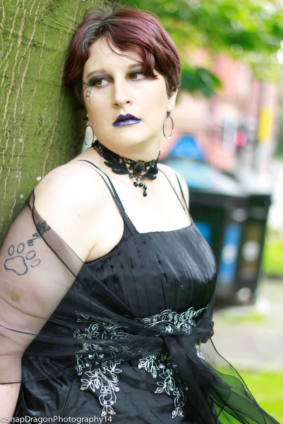 dark cinderella / Model Lycanicia Tala / Uploaded 4th October 2015 @ 06:03 PM