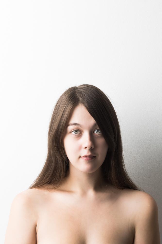 Just Hannah / Photography by Mark Nesbit, Post processing by Mark Nesbit, Taken at f/8 Studio / Uploaded 23rd October 2018 @ 09:56 AM