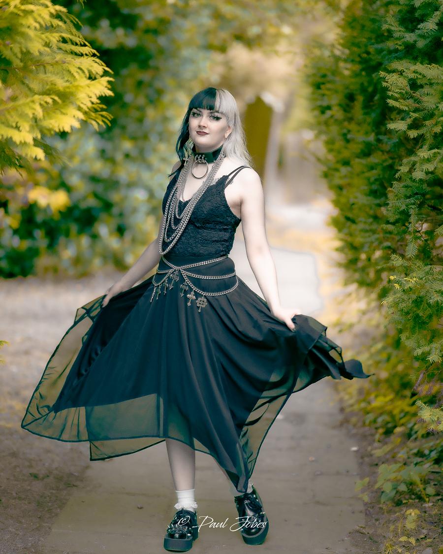 Photography by eyesofjobe, Model Megan Macabre / Uploaded 14th October 2021 @ 05:57 PM