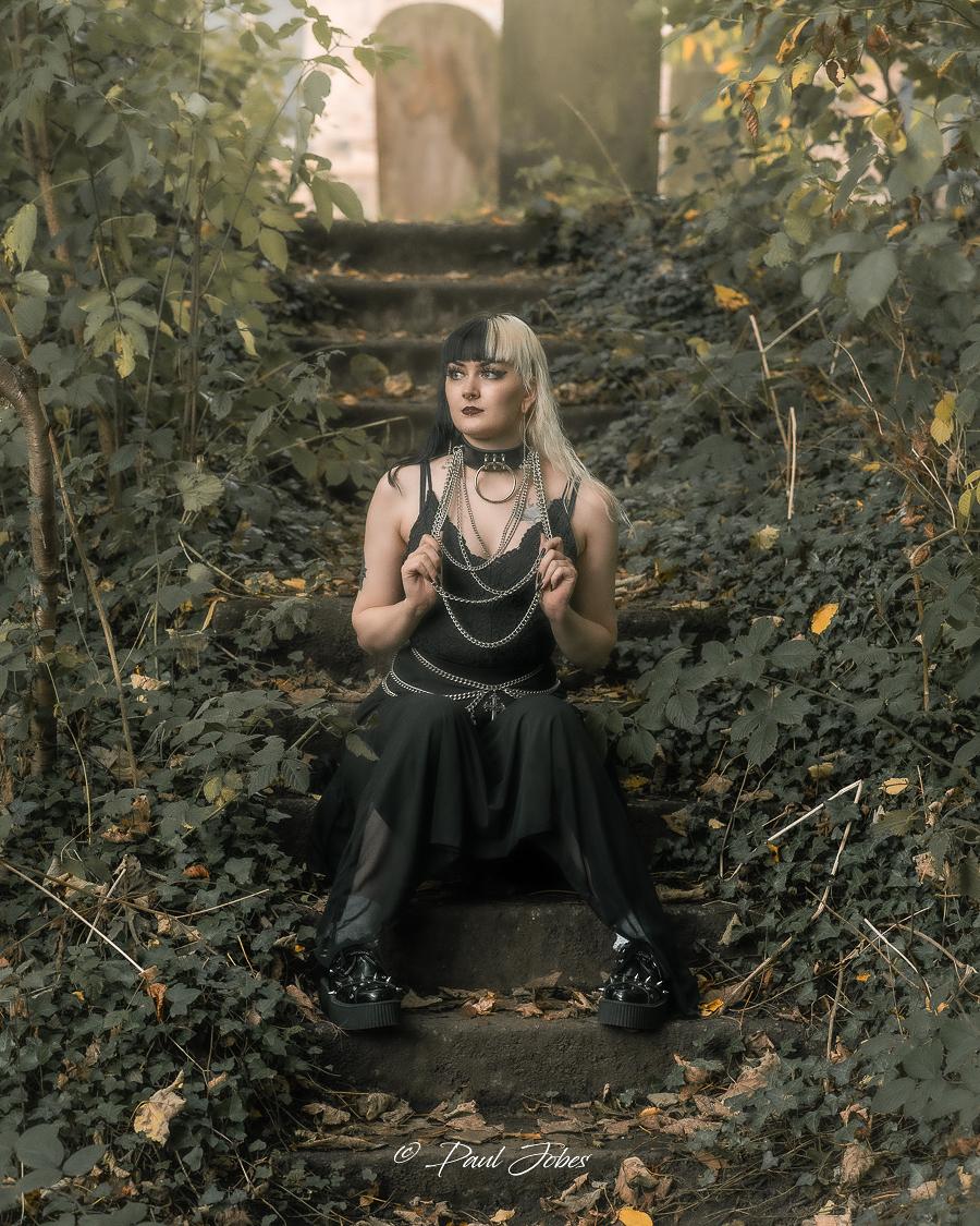 Photography by eyesofjobe, Model Megan Macabre / Uploaded 14th October 2021 @ 06:24 PM