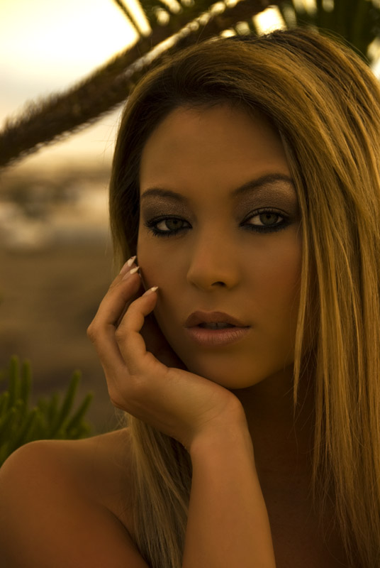 Model Natalia Forrest, Makeup by Natalia Forrest / Uploaded 18th February 2013 @ 08:12 PM
