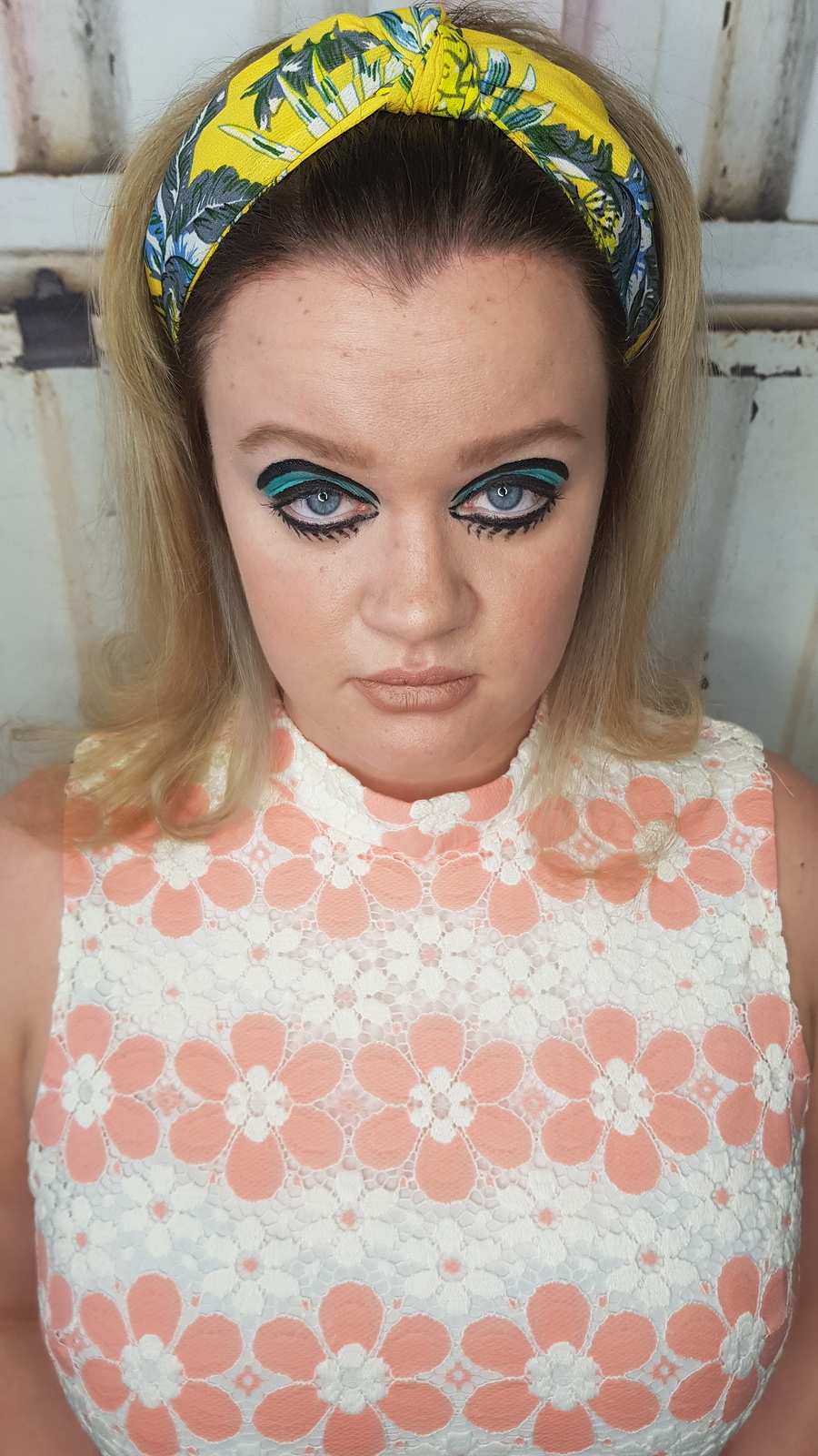 60s inspired / Makeup by JStan / Uploaded 23rd January 2020 @ 09:15 PM