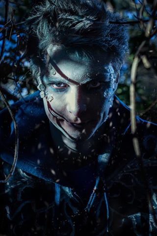 Jack Frost / Makeup by Katie Johnson Hair and Makeup Artist, Hair styling by Katie Johnson Hair and Makeup Artist / Uploaded 11th April 2015 @ 07:13 PM